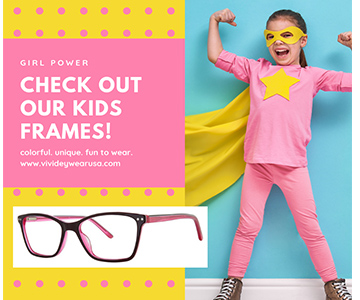 Check out our Kids Frames